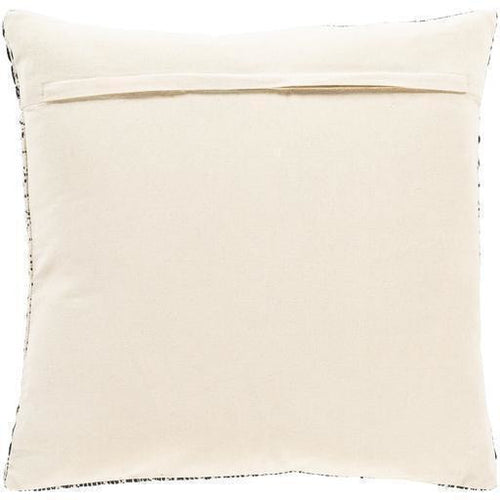 Surya Justine JTI-001 Cotton Global Pillow-Pillows-Surya-Heaven's Gate Home