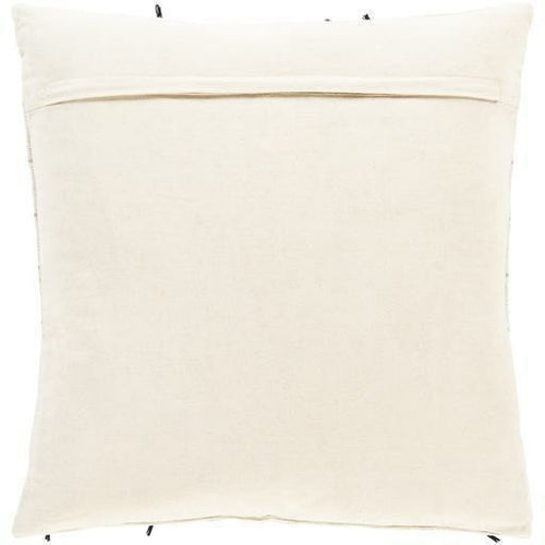 Surya Justine JTI-003 Cotton Global Pillow-Pillows-Surya-Heaven's Gate Home