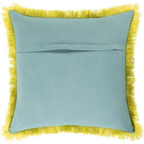 Surya Kiko KKO-001 Cotton Global Pillow-Pillows-Surya-Heaven's Gate Home