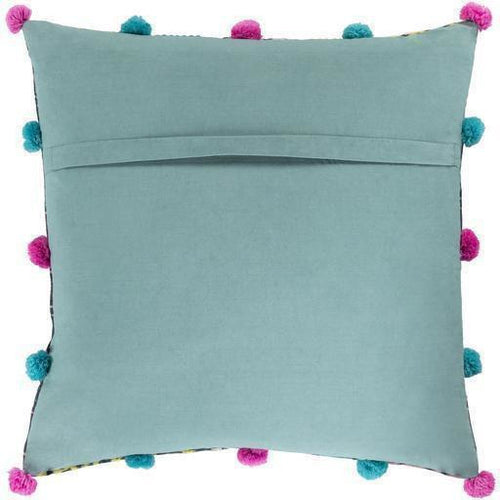 Surya Kiko KKO-002 Cotton Global Pillow-Pillows-Surya-Heaven's Gate Home, LLC