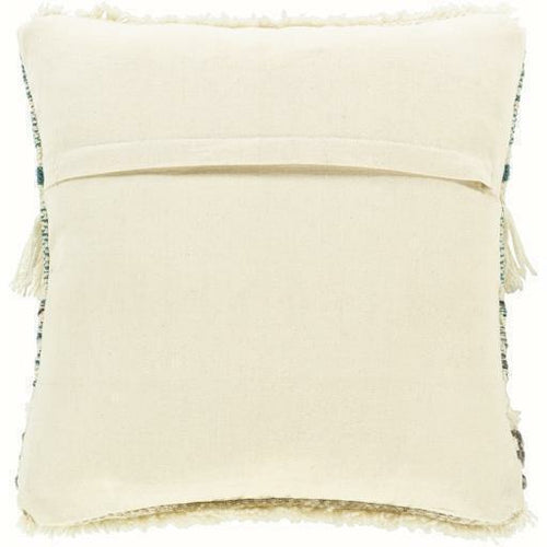 Surya Karina KRN-001 Wool Global Pillow-Pillows-Surya-Heaven's Gate Home, LLC