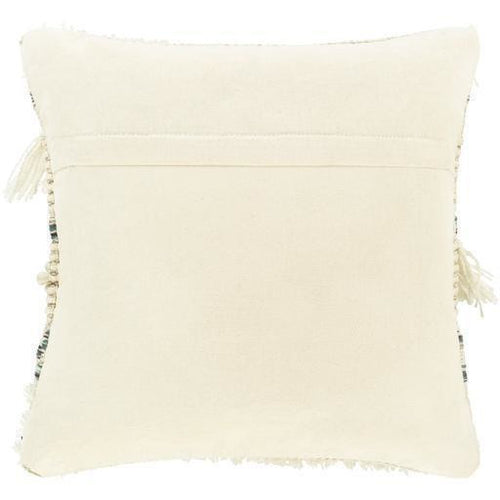 Surya Karina KRN-003 Wool Global Pillow-Pillows-Surya-Heaven's Gate Home, LLC