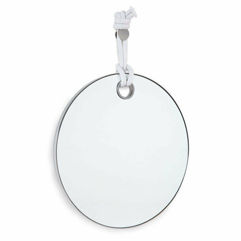 Regina Andrew Porter Mirror, Polished Nickel