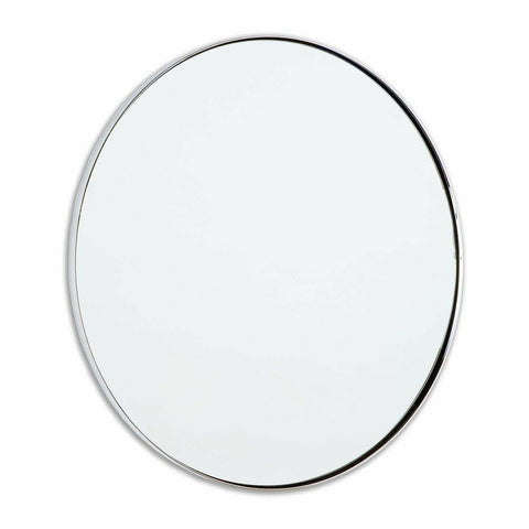 Regina Andrew Rowen Mirror, Polished Nickel