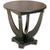Trade Winds Furniture RJ615 Milan Round Table 60-Black