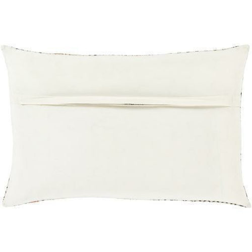 "Surya Zoya ZYA-001 Cotton Global Pillow-Pillows-Surya-Beige-16"" x 24"" Pillow-Heaven's Gate Home"