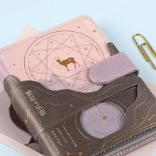 Load image into Gallery viewer, Vintage Fashion They Mystery World PU Leather Diary Book 196P Cool DIY Agenda Planner Journal Gift 15*11cm