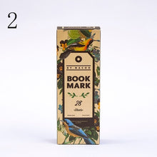 Load image into Gallery viewer, 28Pcs/Box Retro Art Bookmark Cute Starry Sky Book Mark Fruit Plant Paper Reading Marker For Kids School Supplies Stationery