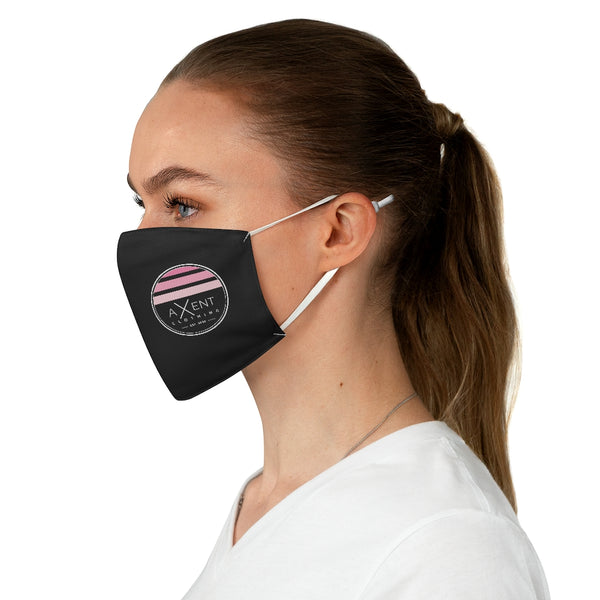 Axent Pink Face Mask