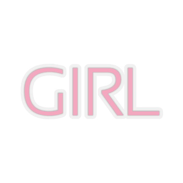 The GIRL Sticker
