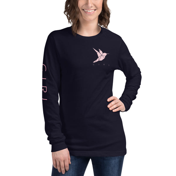 Hummingbird Long Sleeve Tee