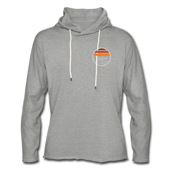 Sunset Hoodie - heather gray