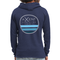 California Coast Hoodie - heather navy