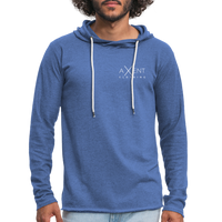 California Coast Hoodie - heather Blue