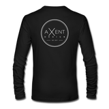 Axent Design Long Sleeve Tee - black