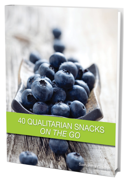 40 Qualitarian Snacks on the Go