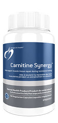 Carnitine Synergy™ 120 vegetarian capsules