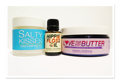 Holistic Wellness Body Care Kit