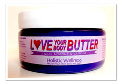 LOVE YOUR BODY BUTTER