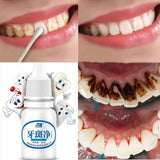 1 Bottle 10ml/80ml Magic Natural Teeth Whitening Powder Pearl Tooth Brushing Powder Physical Teeth Whitener Detoxifying Whitening Oralh Dental Oral Hygiene