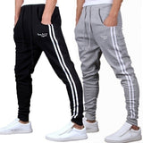 New Fashion Cool Design Men's Sport Long Pants Brand Trousers