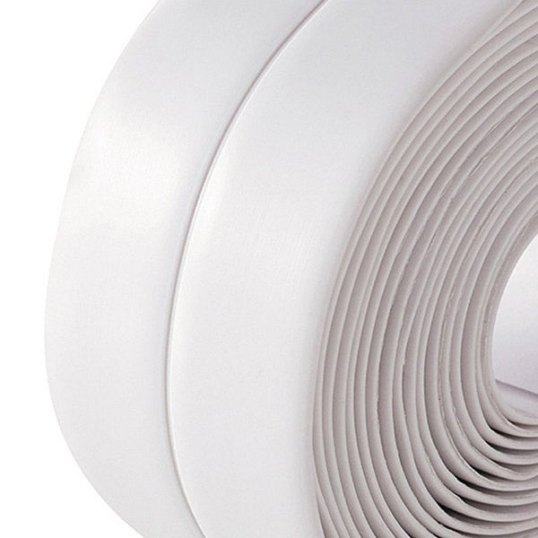 1PCS PVC Material Sink Stove Crack Strip Kitchen Bathroom Bathtub Corner Sealant Tape Waterproof (Width 2.2cm, length 1m or 2m or 3m)