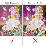 DIY Painting Drill Diamond Embroidered Cross Stitch Diamond Painting Embroidery Home Art Gift