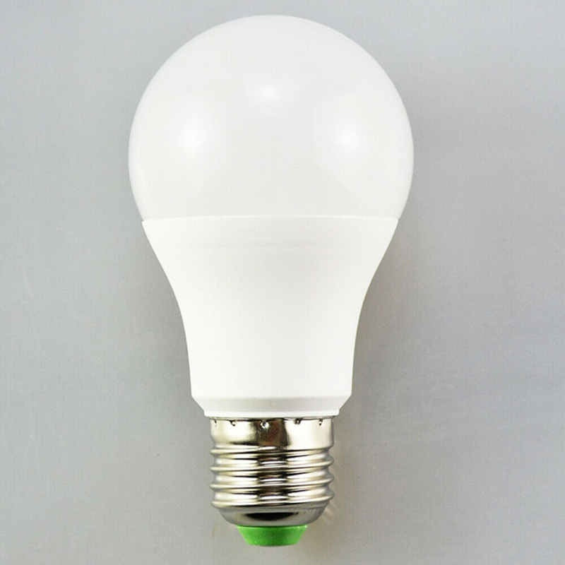 E27 Radar Sensor Ambient PIR Motion 5 7 9 12W LED Globe Bulb Light Lamp