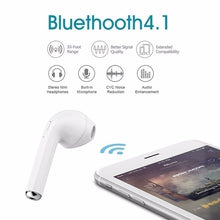 Load image into Gallery viewer, 2019 New I7S TWS Fashion Wireless Bluetooth Stereo Earphone Headphone Headset For Smart phone