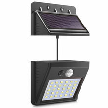 Load image into Gallery viewer, Separable Solar Panel Outdoor LED Wall lamp Motion Sensor/Night Sensor Solar light For Garden Night Light