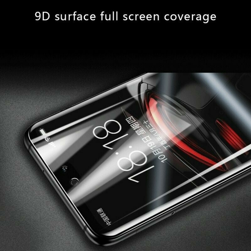(2Pcs) 9D Full Screen Protector for Oneplus 7 Pro HD Clear Front Protective Hydrogel Film Cover for One Plus 7Pro