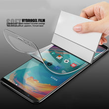 Load image into Gallery viewer, (2Pcs) 9D Full Screen Protector for Oneplus 7 Pro HD Clear Front Protective Hydrogel Film Cover for One Plus 7Pro