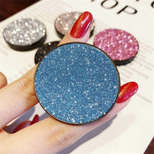 Load image into Gallery viewer, 2019 Unirsavel Cell Phone Ring Holder Bling Diamond Mobile Phone Stand For IPhone XS Max XS XR X 8 7 6 7Plus 8Plus 6Plus 5 SE Samsung S10 S9 S8 S9Plus S8Plus Huawei