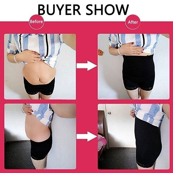 Ladies Fitness Belly Control Seamless Boyshorts  Women Breathable Lift-hip Bodysuit Fitness Slimming Body Shaping Briefs