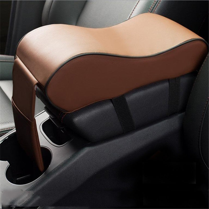Universal Auto Armrests Car Armrest Pad Car Center Console Arm Rest Seat Box Pad Vehicle Protective Car Styling