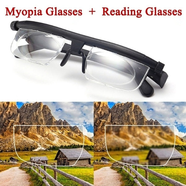 TV Product A Adjustable Glasses Hyperopia Myopia Adjustable Optic Mirror
