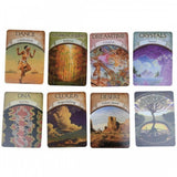 New Magic Oracle Cards Earth Magic Read Fate Tarot 48-card Deck And Guidebook