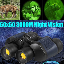 Load image into Gallery viewer, HD Day Night Vision Binoculars Telescope 60x60 3000M Outdoor Travel Hunting