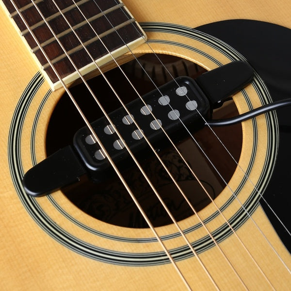 Acoustic Guitar Pickups Free Installation Speaker Power Supply Free Punching Guitars Acoustic Guitar Electric Guitars guitaraccessorie