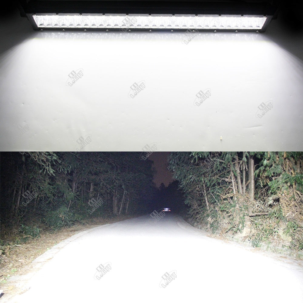 LED Light Bar 32inch 780W 42inch 1040W LED Work Light Bar Spot Flood Combo Off-road Light Driving Light LED Fog Light