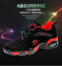 Load image into Gallery viewer, Autumn and Winter Men Outdoor Sports Shoes Light Weight Sneakers for Men