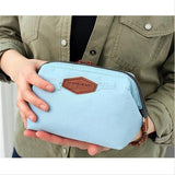 New Cute Women Lady Travel Makeup Bag Organizer Case Cosmetic pouch Clutch Handbag Casual Purse Maleta De Maquiagem