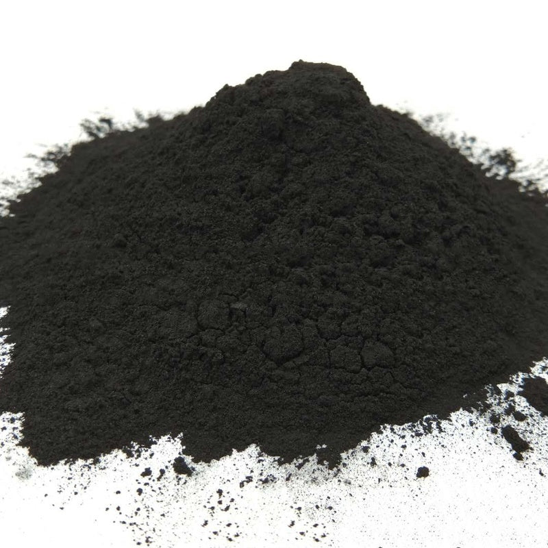 50g bag of activated carbon brushing powder food grade coconut shell activated carbon powder bulk coconut tooth whitening powder