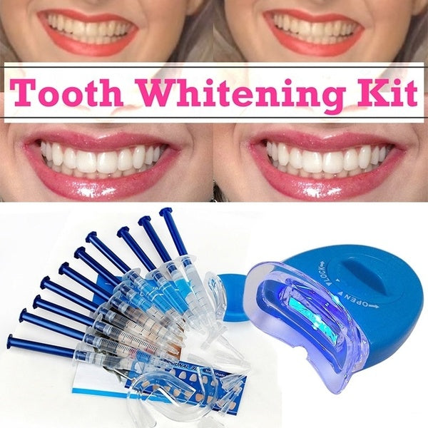 44% Peroxide Dental Bleaching System Oral Gel Kit Tooth Whitener Dental Equipment Bleach White Dental Laser System