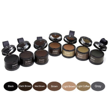 Load image into Gallery viewer, Hair Shadow Powder Hairline Modified Repair Hair Shadow Trimming Powder