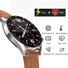 Load image into Gallery viewer, Smart Watch L7 ECG Sports Watch ECG+PPG ECG HRV Report Heart Rate Blood Pressure Test IP68 Waterproof Swimming Smartwatch