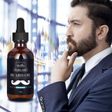 10ml Beard Nourishing Oil Beard Growth Essential Oil for Gentleman 100% Pure natural essential oil