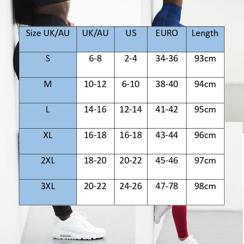 Women's Tight-fitting High-waist Anti-cellulite Compression Slim Yoga Pants Sports Quick-drying Pants