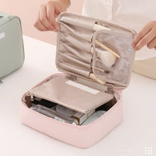 Load image into Gallery viewer, Fashion Women's Cosmetics Storage Bag  Portable Purse Handbags Jewelry Storage Bag