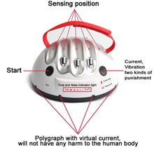 Load image into Gallery viewer, Tricky Funny Polygraph Toys Adult Game Test Electric Shock Lie Detector Shocking Liar Truth Dare Game